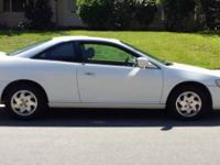 Honda Accord Ex Coupe. 230, 000 miles the car is in