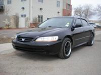 Options Included: N/ATHIS SPORTY, SLEEK ACCORD WAS BORN