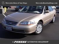 Don't miss out on this deal. This Honda Accord is a