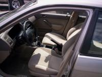 Options Included: One Owner, Passenger-Side AirBag,