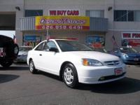 ONLY 56K MILES--CLEAN CARFAX--WHITE BEAUTY--EXCELLENT