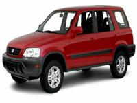 Options:  2001 Honda Cr-V Special Edition|Miles:
