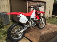 CLEANEST 2001 Cr500 you will ever find! I have all