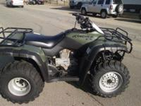 (573) 281-4257 ext.88 Electric start and Four wheel