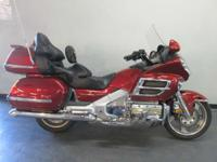 2001 Honda Gold Wing SUPER SWEET BIKE  Now featuring