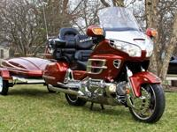 *** Goldwing Enthusiast Wanted ... *** 25250 miles ***