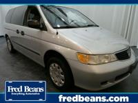 CLEAN DEPENDABLE AND CHEAP MINIVAN - ONE OWNER - CLEAN