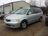 2001 Honda Odyssey EX Outstanding reliability and