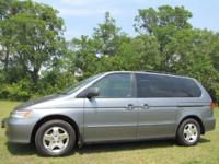 Options Included: Standard Paint2001 Honda Odyssey EX