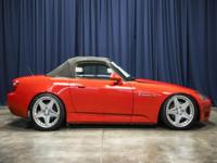 Budget Convertible with Push To Start!  Options:  Am/Fm