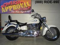 2001 Honda Shadow Ace Deluxe for sale only $2,999!
