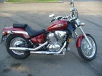 2001 Honda Shadow VT600 Clean Title, 5k miles 583cc