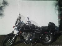 This offer includes, (Motorcycle)2001 Honda Shawdow