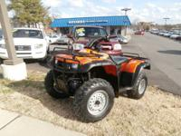2001 Honda Trx350 4X4 Rancher Our Location is: Barry