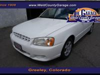 2001 Hyundai Accent 4dr Car GL Our Location is: Cargigi