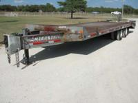 2001 Interstate Trailers 40DLA 2001 Interstate Pintle