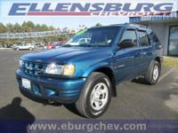 **LOCAL TRADE**CLEAN 4X4** This 4WD SUV is equipped