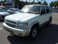 S trim, Alpine White exterior. In Good Shape. 4x4,