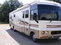 2001 Itasca Suncruiser M37G. 37.6 feet in total length