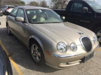 This outstanding example of a 2001 Jaguar S-TYPE V6 is