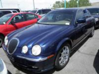 2001 jaguar s type...ANTILOCKING BRAKES Brakes, Ac,