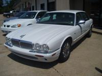 Options Included: N/A2001 Jaguar XJ8 Vanden