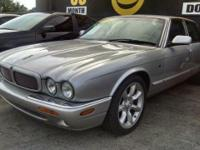 RARE XJR WITH SUPERCHARGER. 91K LOW MILES, GREAT