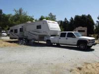 2001 Jayco Designer 5th Wheel This 37 foot RV has 3