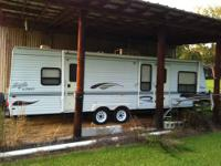 2001 Jayco Eagle pull behind camper for sale. It is
