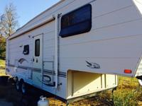 Stock Number: 728333. 2001 30ft Jayco Eagle. One slide.