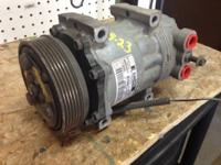 For Sale  2001 Jeep Air Conditioning Compressor.