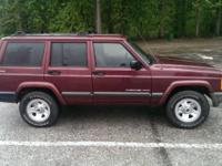 It is the last year of the Jeep Cherokee. I enjoy the