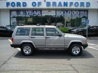 ONLY 68K MILES, 4X4, ALLOYS! This is a 2001 Jeep Grand