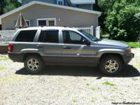 Selling my 01 jeep grand cherokee. 148k miles.