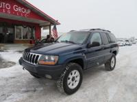 Options:  2001 Jeep Grand Cherokee Visit Auto Group