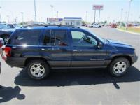 Options Included: N/AThe Jeep Grand Cherokee Laredo