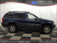 Exterior Color: patriot blue pearlcoat, Body: SUV,