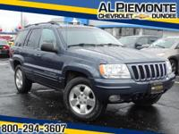 NEW ARRIVAL! PRICED BELOW MARKET!! THIS Grand Cherokee