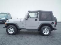 Options Included: 4x4, 5-Speed M/T, Bucket Seats,
