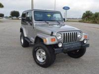 This well maintained, low mileage Jeep Wrangler Sport