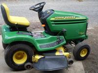 has a 15hp Kohler with over head valves, Hydrostatic