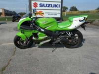 (815) 615-0023 ext.465 This Kawasaki needs NO