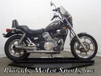 2001 Kawasaki VN750 with 9,802 Miles. This is a nice