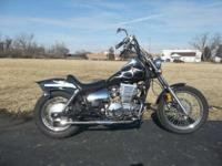 2001 Kawasaki Vulcan 500 LTD ONE OF A KIND!!! CALL