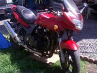 I am selling my beautiful 2001 Kawasaki ZR-7S with only