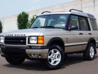 2001 Land Rover Discovery 4dr SE ONLY 74K MILES 4X4