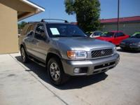 LE SPORTS UTILITY NISSAN PATHFINDER WITH ALL IN GOOD