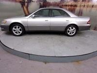 2001 Lexus ES CARS HAVE A 150 POINT INSP, OIL