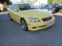 COME AND CEHCK THIS NICE SPORTY LEXUS IS 300.WE ARE