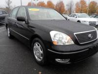 2001 LEXUS LS 430 SEDAN 4 DOOR Our Location is: Fathers